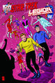 Star Trek Legion of Super-Heroes Vol 1 5 CVR B