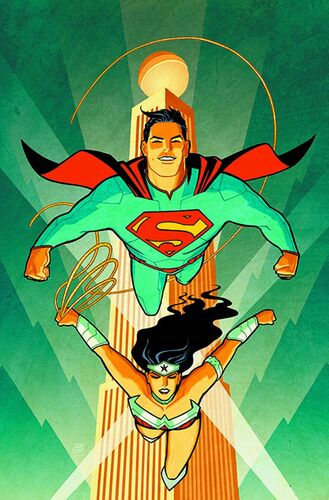 Textless [[Cliff Chiang|Chiang]] Variant