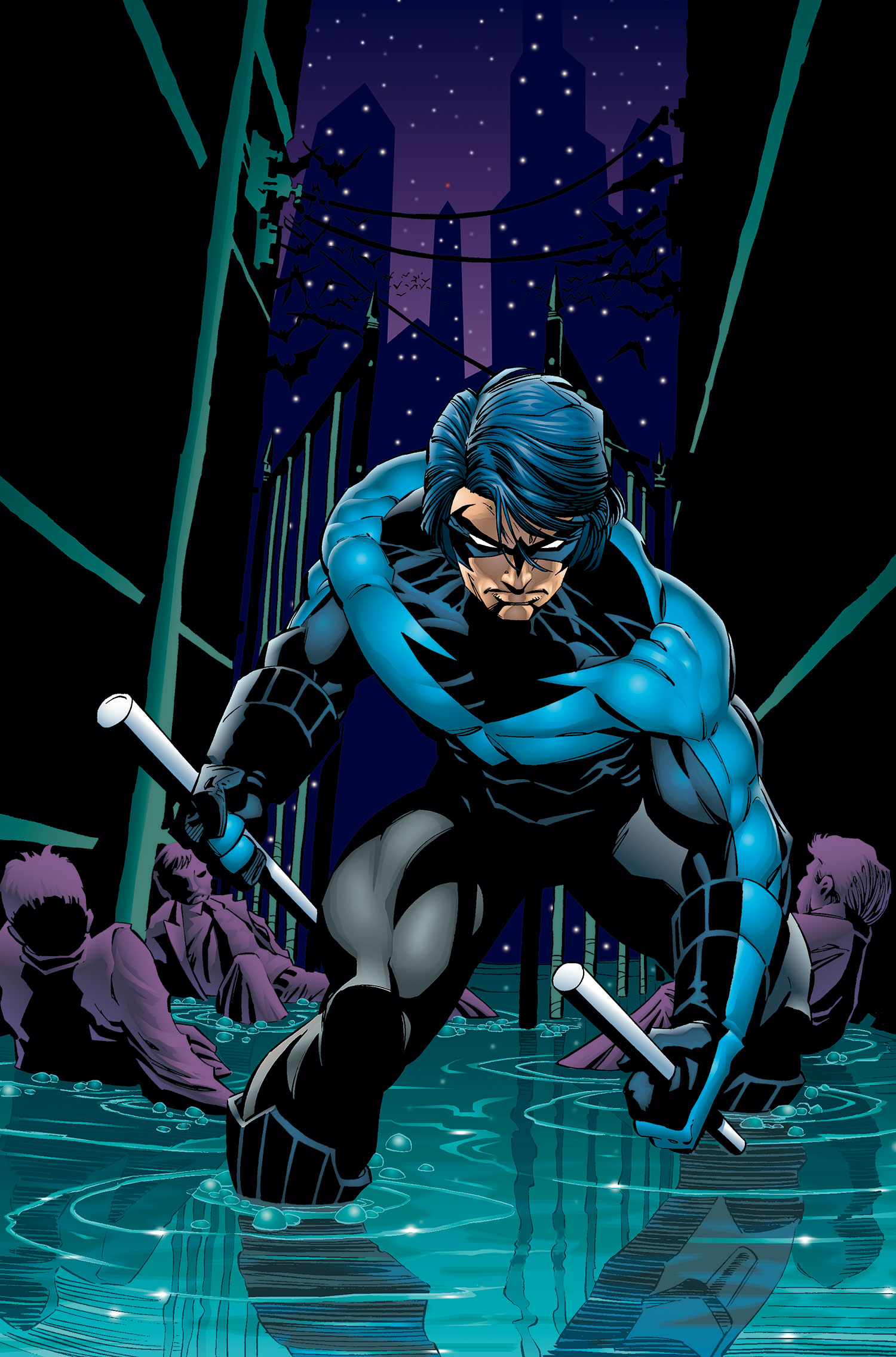 Nightwing   DC Database   Fandom powered by Wikia