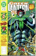 Green Lantern Corps Quarterly Vol 1 3