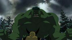 Hulk Meets Wolverine HV