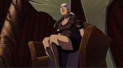 Brunhilde Hates Fandral TTA