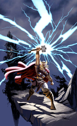 Thor Series Poster