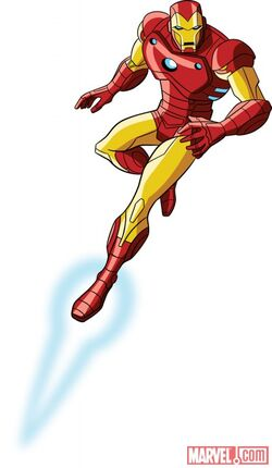 Iron Man AEMH