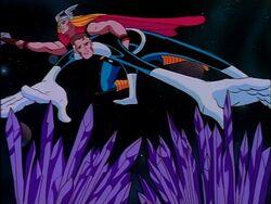 Thor Saves Reed