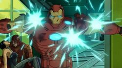 Iron Man Shields Wasp UA2