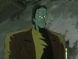 Frankenstein Monster MOF