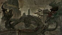 Mandarin vs Iron Knight Painting IIM