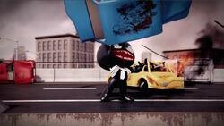 Venom Lifts Car CMCG
