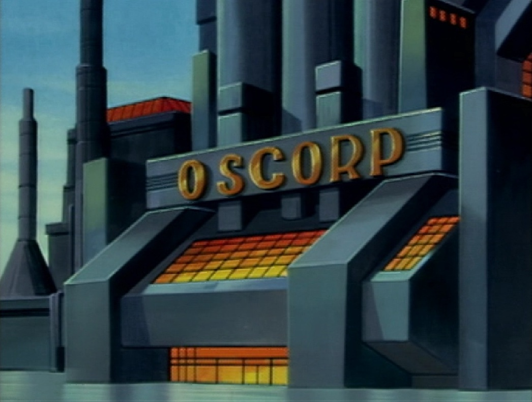 Oscorp Industries Marvel Animated Universe Wiki Fandom