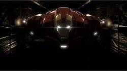 Iron Man Flies Down Hall IMRT