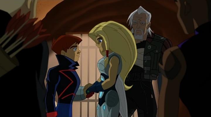 nova and iron man meet