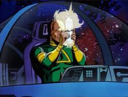 Norrin Calls Galactus