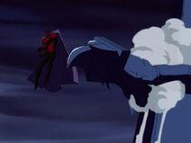 Magneto Rips Off Eagle XME