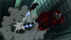 Iron Avengers Launch NAHT
