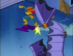 Hobgoblin Wing Destroyed