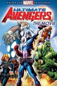 Ultimate Avengers DVD