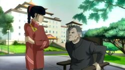 Father Ashamed of Li Mei IIM
