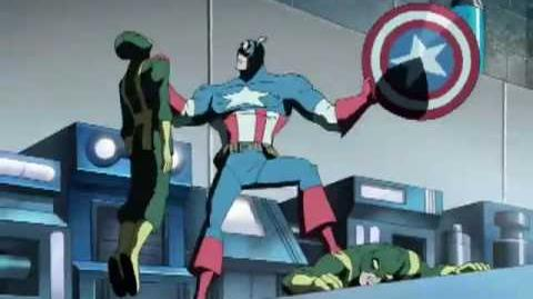Avengers Earth's Mightiest Heroes Teaser