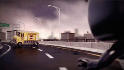 Deadpool Skids Truck CMCG
