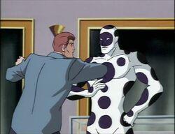 Jason Punches Spot
