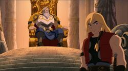 Thor Doesnt Agree With Odin TTA