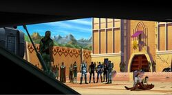Avengers Dark Victory UA2
