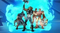 Additional Avenger UA2