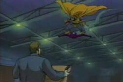 Hobgoblin Confronts Landon