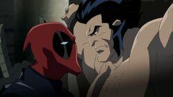 Wolverine and Deadpool HV