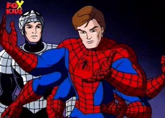 Spider-Man Alternate Six Arms Spider Man 6