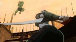 Hulk Leaps At Caiera PH