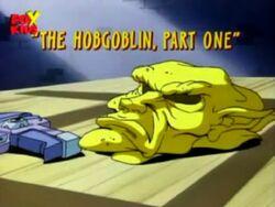 Hobgoblin Mask Intro