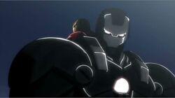 War Machine Iron Man IMRT