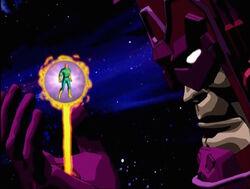 Galactus Changes Norrin