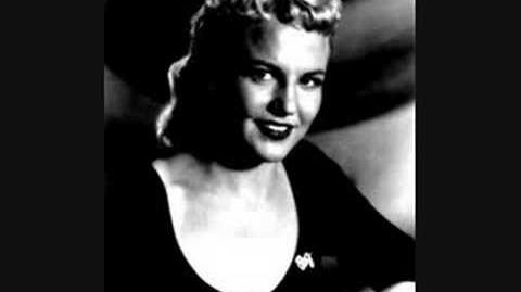 I Got It Bad (And That Ain't Good) - Peggy Lee Benny Goodman