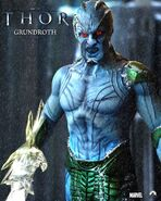 Joseph Gatt as Frost Giant Grundroth