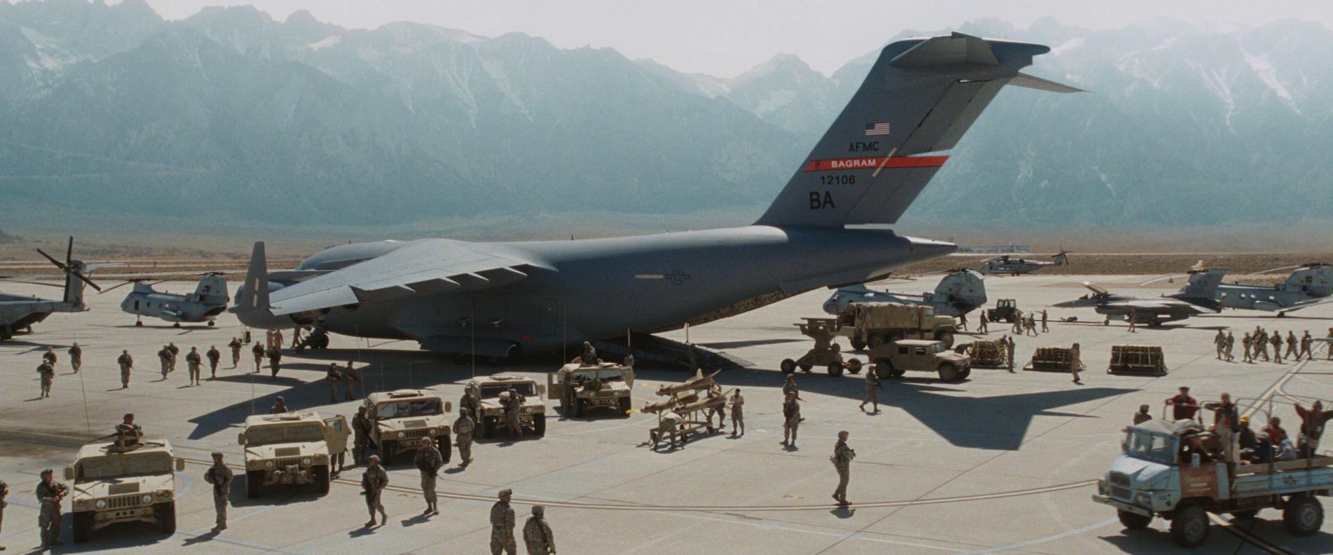 Bagram Air Base | Marvel Cinematic Universe Wiki