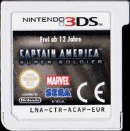 CaptainAmerica 3DS DE Card