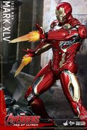 Mark XLV Hot Toy 10