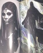 Mistress Death Concept Art