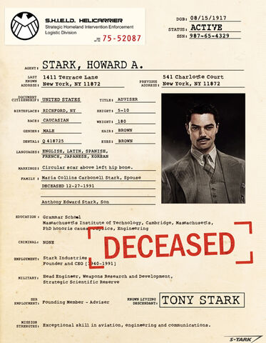 File:Howard Stark SHIELD File.jpg