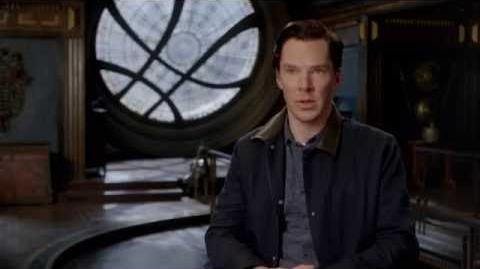 Marvel's Doctor Strange featurette - Official UK HD