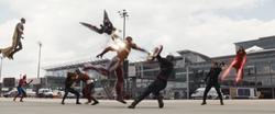 Civil War Clash