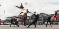 Clash of the Avengers