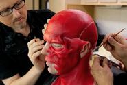 Red Skull BTS 1