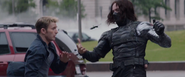 Cap vs Winter Soldier