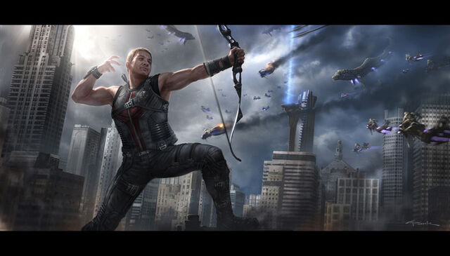 File:Andyparkart-the-avengers-Hawkeye-battle.jpg