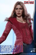 Scarlet Witch Civil War Hot Toys 13