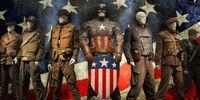 Captain America Exhibit Tour